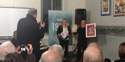 Intervista a Corrado Pace, vincitore del Premio dell'Editoria Abruzzese 2017