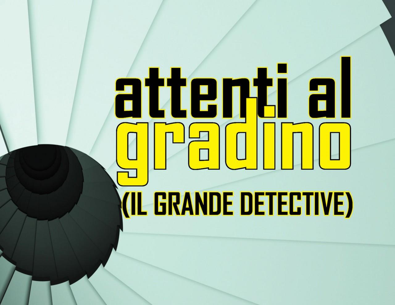 Attenti al gradino - Giulio D'Amicone